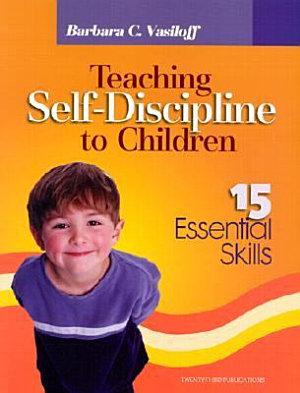 Teaching Self Discipline to Children PDF
