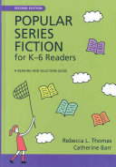 Popular Series Fiction For K 6 Readers