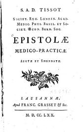 Epistolae medico-practicae