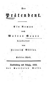 Der Prätendent: ein Roman, Band 3