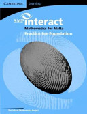 SMP Interact Mathematics for Malta   Foundation Practice Book PDF