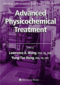 Advanced Physicochemical Treatment Technologies PDF