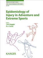 Epidemiology of Injury in Adventure and Extreme Sports PDF