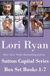 Sutton Capital Series Box Set: Books 1-7