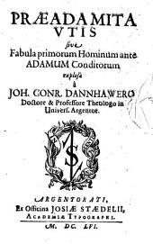 Praeadamita Utis, sive fabula primorum hominum ante Adamum conditorum