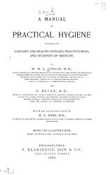 A Manual of Practical Hygiene PDF