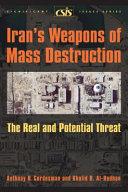 Iran s Weapons of Mass Destruction