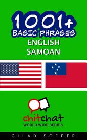 1001+ Basic Phrases English - Samoan