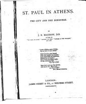 St. Paul in Athens: The City and the Discourse