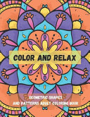 Color And Relax