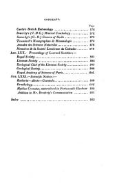 The Zoological Journal: Volume 1