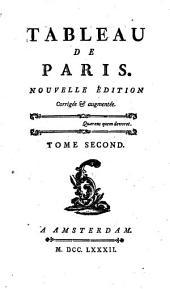 Tableau de Paris: Volume2