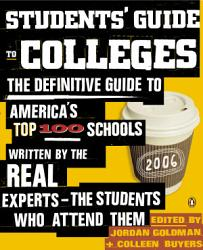 Students Guide To Colleges Book PDF