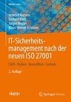IT Sicherheitsmanagement nach der neuen ISO 27001 PDF