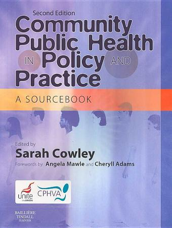 Community Public Health in Policy and Practice PDF