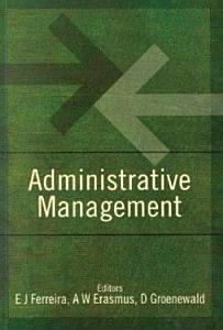 Administrative Management Book
