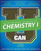 U Can  Chemistry I For Dummies PDF
