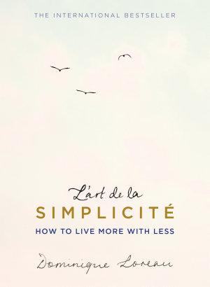 L art de la Simplicit    The English Edition