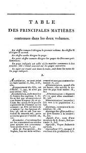 Traité d'économie politique: ou Simple exposition de la manière dont se forment, se distribuent, et se consomment les richesses, Volume2