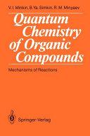 Quantum Chemistry of Organic Compounds PDF