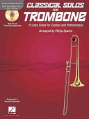 Classical Solos for Trombone PDF