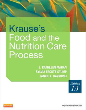 Krause s Food   the Nutrition Care Process PDF