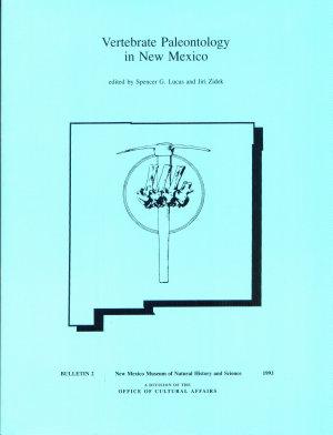 Vertebrate Paleontology in New Mexico