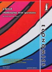 A-level Economics Challenging Drill Questions (Concise) (Yellowreef)