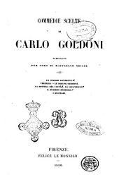 Commedie scelte di Carlo Goldoni