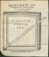 Liber de Geometria practica