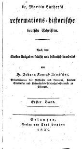 Dr. Martin Luther's sämmtliche Werke: Band 24