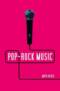 Pop Rock Music Book