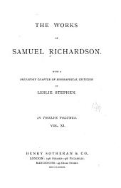 The Works of Samuel Richardson: The history of Sir Charles Grandison
