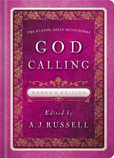 God Calling  Women s Edition Book