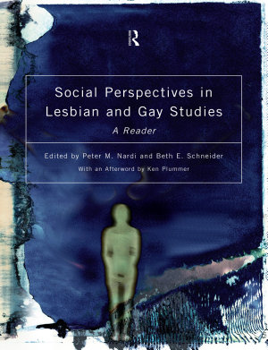 Social Perspectives in Lesbian and Gay Studies PDF