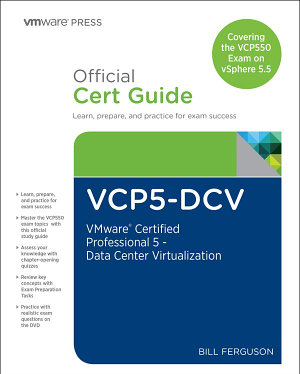 VCP5 DCV Official Certification Guide  Covering the VCP550 Exam  PDF