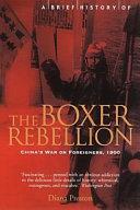 A Brief History of the Boxer Rebellion PDF
