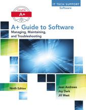 A+ Guide to Software: Edition 9