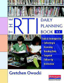 The RTI Daily Planning Book  K 6