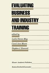 Evaluating Business and Industry Training