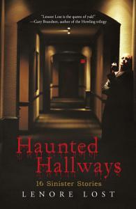 Haunted Hallways Book