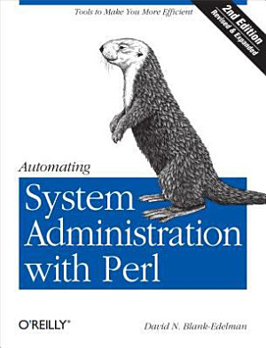 Automating System Administration with Perl PDF