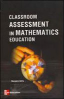 Classroom Assessment in Mathematics Education
