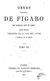 Obras completas de Fígaro: Volumen 1