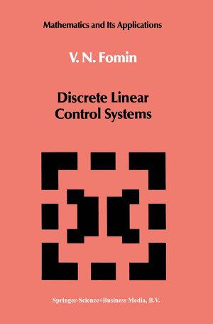 Discrete Linear Control Systems