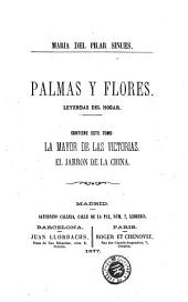 Palmas y flores: leyendas del hogar