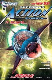 Action Comics (2011- ) #5