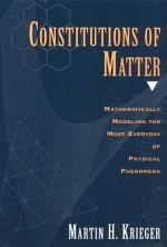 Constitutions of Matter