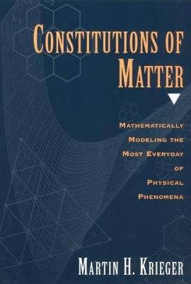 Constitutions of Matter PDF
