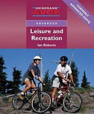 Advanced Leisure and Recreation PDF